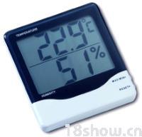 TFA大屏幕数字温湿度计 HT-02