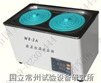 数显恒溫水浴鍋 WB-2A