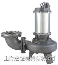 日本TOHO KCV-220-200全不锈钢 潜污泵