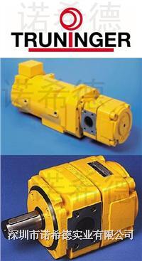 TRUNINGER齿轮泵