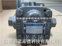 KRACHT齿轮泵