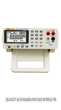 台式萬用表 VICTOR 8145B(帶USB電腦接口)