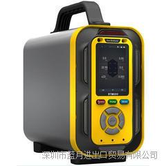 手提便携式六合一气体环境分析仪