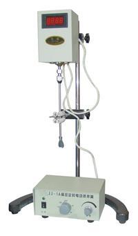 數顯、精密增力電動攪拌器 JJ-1A