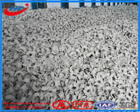 陶瓷散堆塔填料(鲍尔环、拉西环、矩鞍环、异鞍环等)