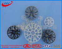 氯碱工业用塑料花环填料