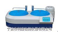 YM-2双盘台式金相预磨机 YM-2