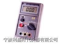 TES-1605数字接地电阻计(台湾泰仕接地电阻测试仪) TES-1605