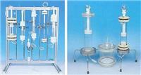 普通、中压、水冷夹套层析柱 -