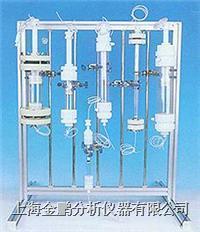 高压水冷夹套层析柱