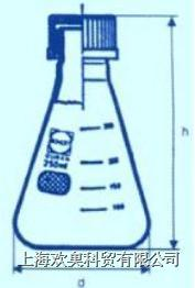 螺盖三角瓶 21803-245
