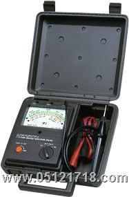 日本共立高压绝缘电阻测试仪  3123 3123