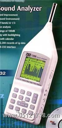 八音度实时音频分析仪TES-1358 TES-1358  TES1358