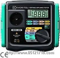日本共立多功能测试仪6201 KYOTITSU 6201