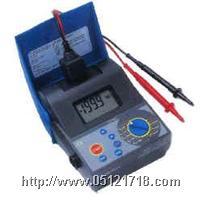 MI2123绝缘电阻测试仪 MI-2123