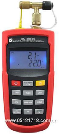多功能数显压力测试仪 BK8885 / BK8885U / BK8885W BK8885 / BK8885U / BK8885W  压力计