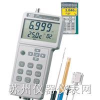 TES-1380 酸碱度、氧化还原、温度测试计/PH计 TES-1380