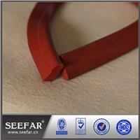 Silicone Rubber Foam Strips