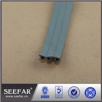 Clear Silicone Strip for Refrigerator Door