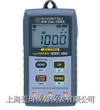 日本共立kyoritsu 5001漏电流记录仪 kyoritsu 5001