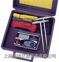 日本共立4105A接地电阻测试仪 4105A