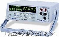 台湾固纬GOM-802G微欧姆电阻表 GOM-802G