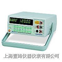 台湾固纬GDM8246台式万用表 GDM8246