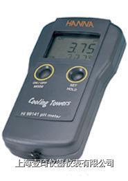 哈纳HI99141 防水型便携式pH/温度测定仪 HI99141