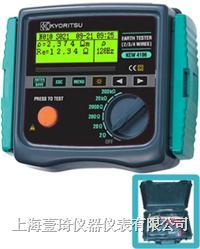 日本共立4106接地电阻测试仪  KYORITSU 4106