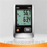 德图testo 176-T4电子温度记录仪 testo 176-T4