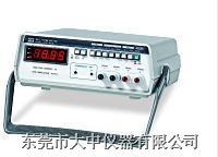 微欧姆电阻表 GOM-801G