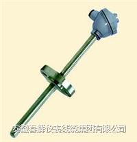 固定法兰式一體化熱電阻/熱電偶