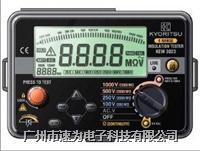 3023-數字式絕緣/導通測試儀(數字兆歐表) 3023-數字式絕緣/導通測試儀(數字兆歐表)