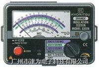 3321A/3322A/3323A 指針式絕緣測試儀 3321A/3322A/3323A