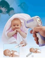 香港CEM體溫儀DT8806H人體測溫儀
