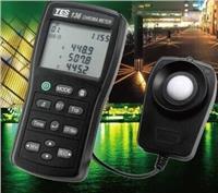台湾泰仕TES-136色温计 色度计 色温仪 色度仪 TES136 便携式 TES136