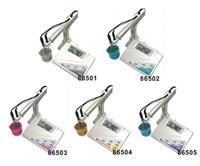 台湾衡欣 AZ86504 三合一台式水质检测仪 AZ86504