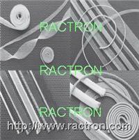 金属编织丝网衬垫 ractron