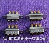 濾波連接器 3W3 公 母 焊杯 點擊進入規格書