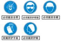 指令标志牌-电力标识牌-标示牌