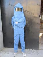 防电弧套装 防电弧套装(防电弧头罩、大褂式上衣、背带裤、防电弧手套、便携式储存包)