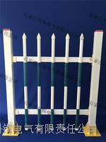 塑钢组合式围栏