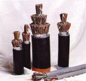 MHYVR1*4*0.5矿用监测软电缆厂家直销 MHYVR1*4*0.5
