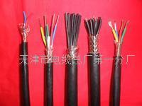软芯铜网屏蔽控制电缆RVVP厂家