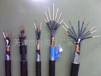 软芯铜网屏蔽控制电缆RVVP体积重量
