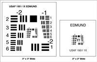 分辨率板(美军标)