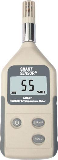 温湿度计 AR827
