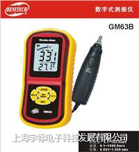分体式测振仪GM63B GM63B