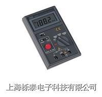 数字式绝缘测试器TES1600 TES-1600