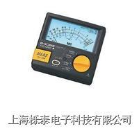 模拟指针式绝缘电阻表2406E43 2406E-43